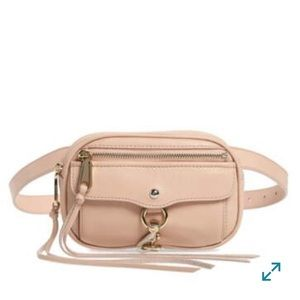 Rebecca Minkoff Blythe Leather Belt Bag. Brand New